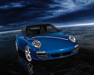 Wallpapers Porsche 911 Carrera screenshot 3