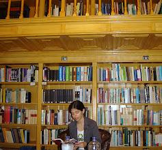 Photo: Szegedtől Szegedig 2008 Túri Tímea költő- és írónő felolvasása