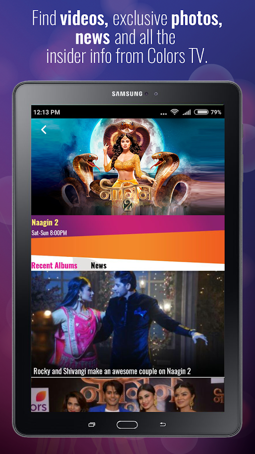 ColorsTV- screenshot