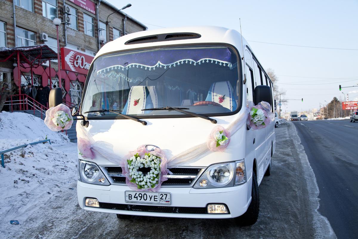 Хендай Каунти   в Хабаровске