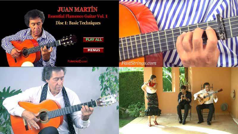 Juan Martin - Essential Flamenco Guitar Volume 1