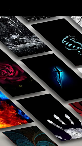 ✪ Amoled 4K Wallpapers, HD Backgrounds ✪ 9.0 screenshots 1