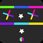Color Jump Fall Ball - Bounce Ball Game icon