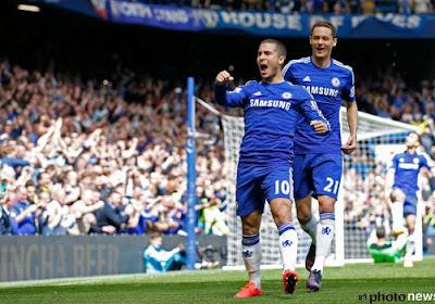 """Kompany vreest Chelsea, en vooral Hazard: """"Ik hoop dat hij diarree heeft"""""""
