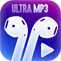 Ultra Mp3 Player - Free Music icon