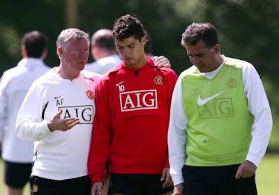 Jorge Mendes doet transfer van Cristiano Ronaldo naar Manchester United uit de doeken