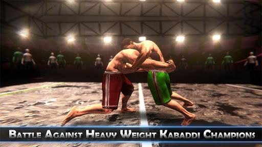 Real Kabaddi Fighting 2019: New Sports Game screenshots 4