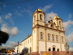 Photo: #004-Salvador de Bahia. Basilique do Senhor do Bonfim.