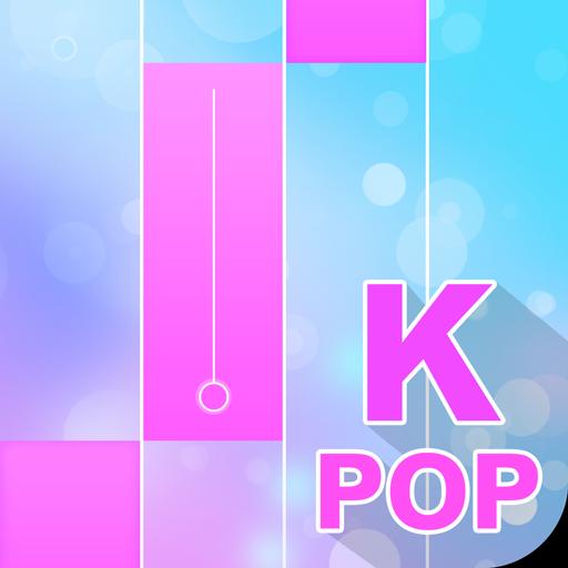 Kpop piano bts tiles game