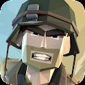 World War Polygon: WW2 shooter icon