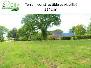 Terrain 1142 m2