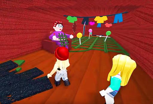 Escape Grandma House Obby Guide Roblox Youtube Grandma House Funny Roblox S Cookie Mod Apk