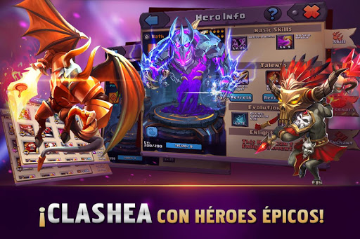 Clash of Lords 2: Espau00f1ol apktram screenshots 2