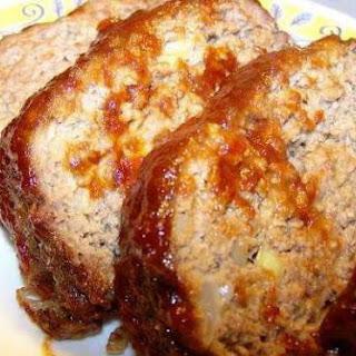 Cracker Barrell Meatloaf.