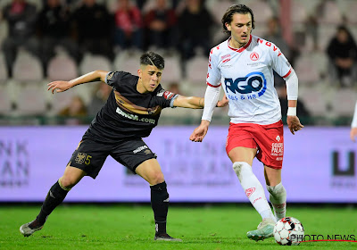 Officiel : Prêté à Courtrai la saison dernière, Fraser Hornby file en Ligue 1