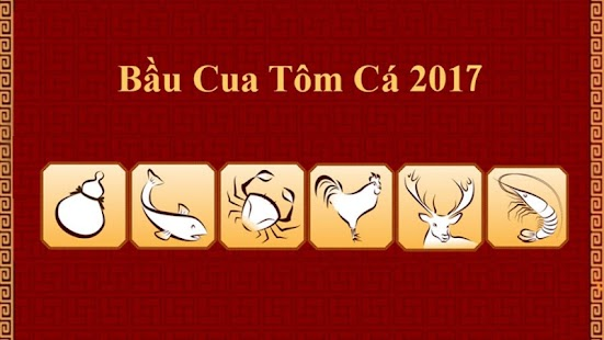 Bau Cua (Tom Ca 2017) - náhled