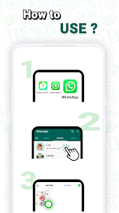 Status Saver für WhatsApp - Download Screenshot
