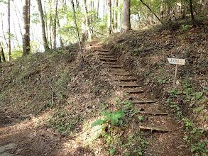 立石コース登山口