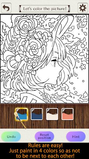Coloring puzzle 2.5.0 Windows u7528 10