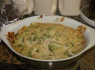 Broccoli Casserole, already have recipe posted