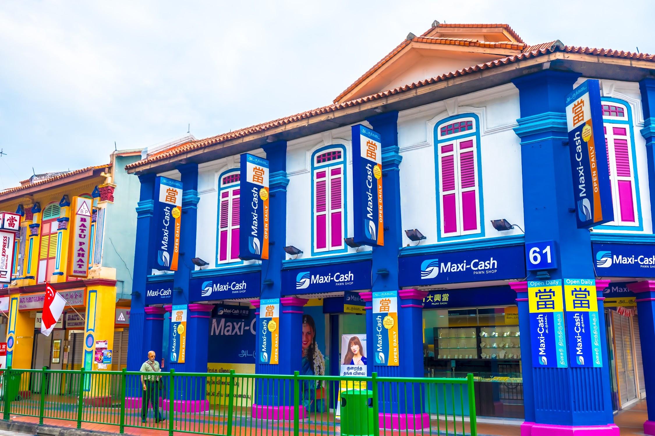 シンガポール リトル・インディア2