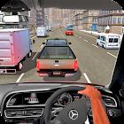 Manejar en Coche en Autopista icon