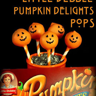 Little Debbie Pumpkin Delights Pops