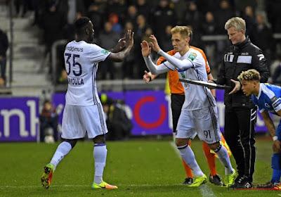 Ganvoula, Teodorczyk ou un autre : qui va marquer des buts pour Anderlecht?