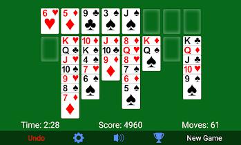 FreeCell Solitaire - screenshot thumbnail 10