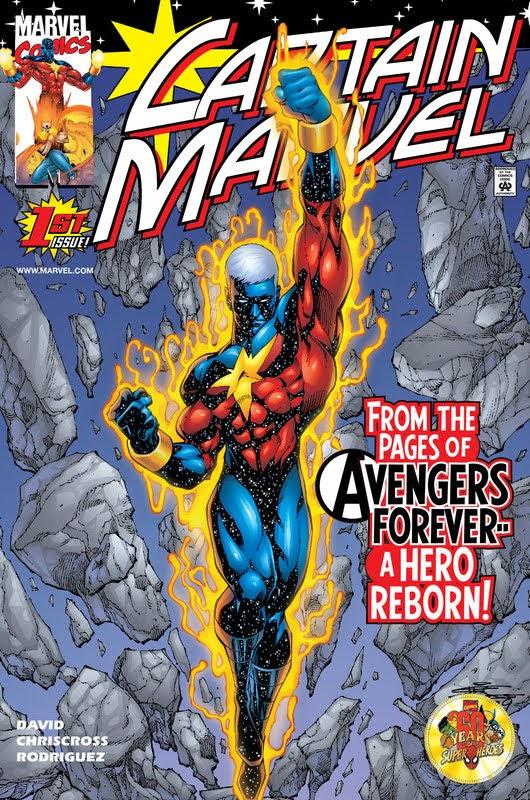 Captain Marvel (1999) - complete