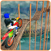 Bike Stunts - 3D Stunt Bike Game Android APK Download Free By PingOo Games