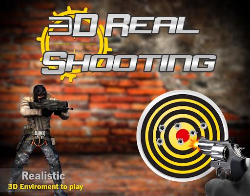 Real Gun Shooting Practice : Shooting Range android2mod screenshots 3