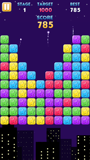 Télécharger Block Puzzle - Star Pop APK MOD (Astuce) screenshots 2