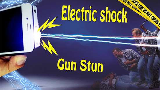 Electric Shock Gun Stun P✪lice- screenshot thumbnail