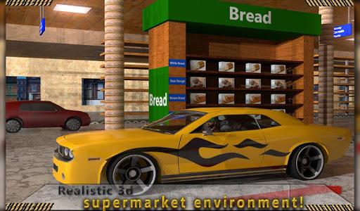 スーパーマーケット:車のドライブスルー|玩模擬App免費|玩APPs