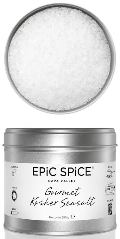 Gourmet Kosher Seasalt – Epic Spice