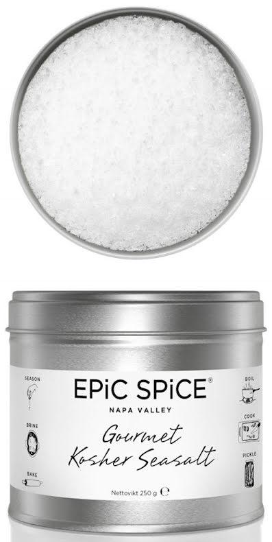 Gourmet Kosher Seasalt – Epic Spice