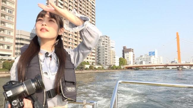 [迷迷動漫]  上坂堇 參加「聲優相機之旅」 漫步秋葉原探訪女僕咖啡