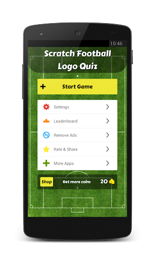 Scratch Football Logo Quiz