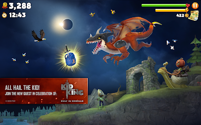 Hungry Dragon™ APK screenshot thumbnail 8