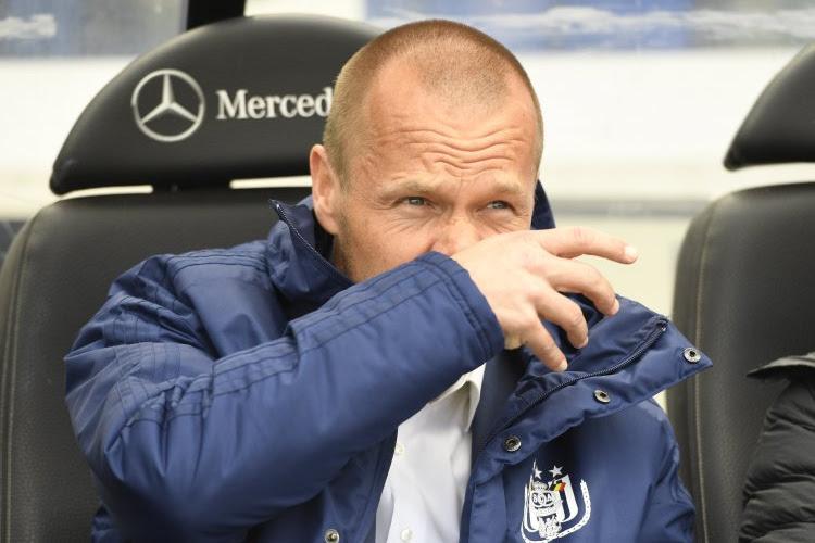 Anderlecht had zich ontslagvergoeding Zetterberg kunnen besparen: 'Hij wou zelf opstappen'