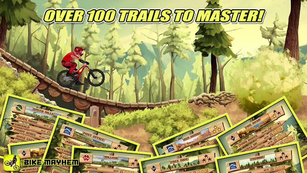 Bike Mayhem Free APK screenshot thumbnail 4