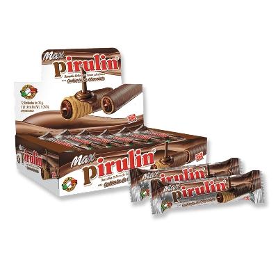 chocolate pirulin max 30gr