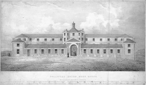 Guildford Union Workhouse