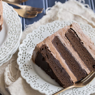 Simply Perfect Chocolate Cake