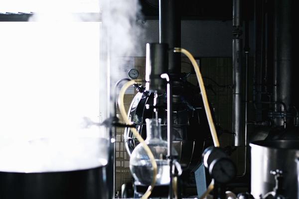 精油提煉-水蒸氣蒸餾