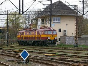 Photo: 201Eo-004 (Rail Polska) {Toruń Wschodni; 2013-05-02}