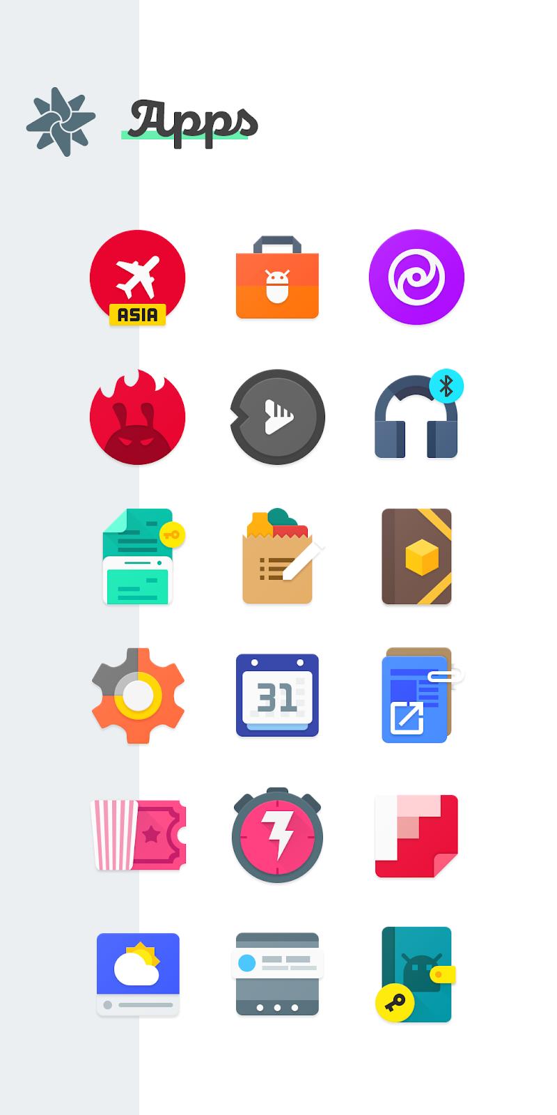 Cornie Icons Screenshot 2