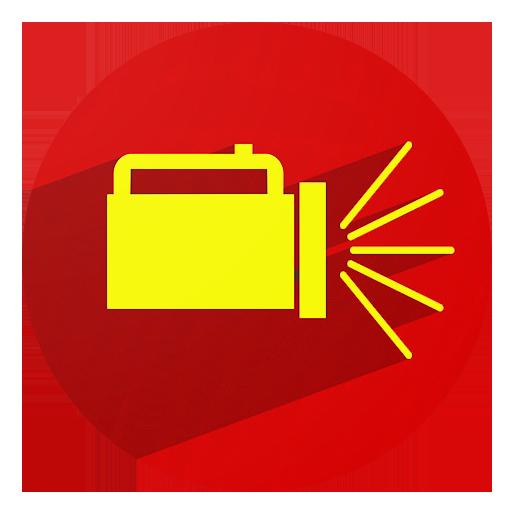懐中電灯とコンパス 工具 App LOGO-APP試玩