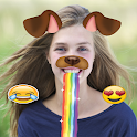 Snap Photo Selfie Cam Stickers icon